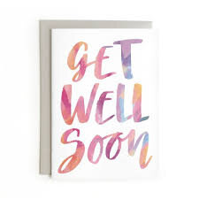 40+ Best Get Well Soon Messages (Quotes, Status, Greetings, Messages) 3