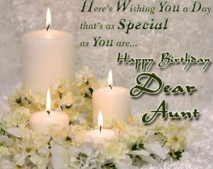 Happy Birthday Aunt Wishes Images