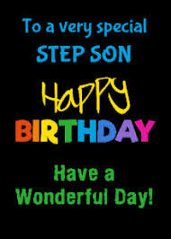 40+ Best Happy Birthday Stepson Wishes (Quotes, Status, Greetings, Messages) 17