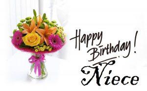 Happy Birthday Niece Wishes