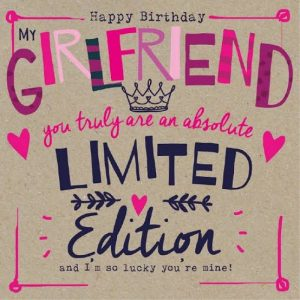#40+ Best Happy Birthday Wishes for Girlfriend GF Status (Quotes, Greetings, Messages)  1