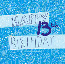 #40+ Best Happy 13th Birthday Status Wishes (Quotes, Greetings, Messages)  1