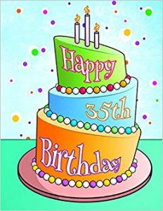 #40+ Best Happy 35th Birthday Status Wishes (Quotes, Greetings, Messages)  4