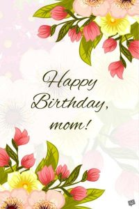 #40+ Best Happy Birthday StepMother Status Wishes (Quotes,  Greetings, Messages)  2