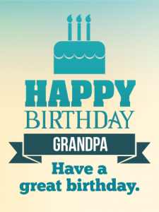 #40+ Best Happy Birthday Grandfather Status Wishes (Grandpa)  (Quotes, Greetings, Messages)  1