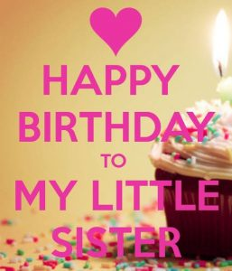 #45+ Best Birthday Status Wishes for Sister (Quotes, Message, Greetings)  3