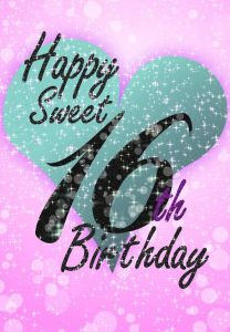 #40+ Best Happy 16th Birthday Status Wishes (Quotes, Status, Greetings, Messages)  5
