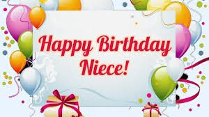 #45+ Best Happy Birthday Niece Status Wishes (Greetings, Messages) 3