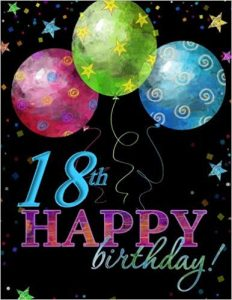 #40+ Best Happy 18th Birthday  Status Wishes (Quotes, Greetings, Messages)  1