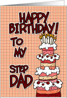 #40+ Best Happy Birthday StepDad (Stepfather)  Status Wishes (Quotes, Greetings, Messages)  3