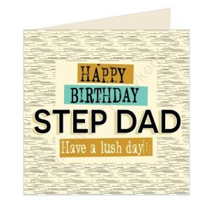 #40+ Best Happy Birthday StepDad (Stepfather)  Status Wishes (Quotes, Greetings, Messages)  5
