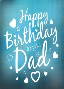 #40+ Best Birthday Wishes for Father Dad Status (Message, Quotes, Greetings)  1