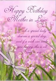 #40+ Best Happy Birthday Mother in law Status Wishes (Quotes, Greetings, Messages)  1