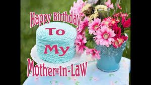 #40+ Best Happy Birthday Mother in law Status Wishes (Quotes, Greetings, Messages)  3