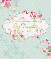 #40+ Best Happy Birthday Stepdaughter Status Wishes (Quotes, Greetings, Messages)  4